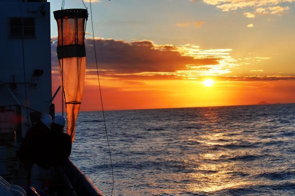 RV Investigator - Trial voyage 1 (image MNF/Stewart Wilde)