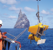 CSIRO Marine and Atmospheric Research Seasoar.