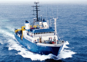 RV Southern Surveyor