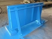 RV Investigator's blue hue