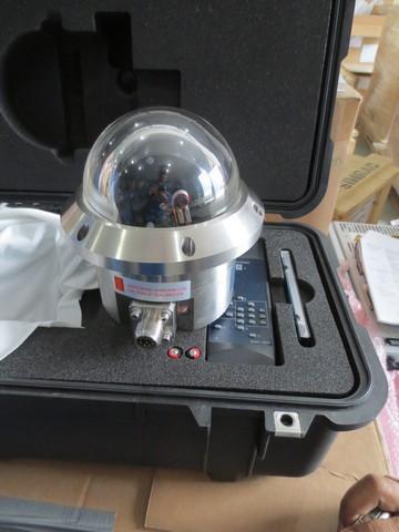 RV Investigator's keel camera