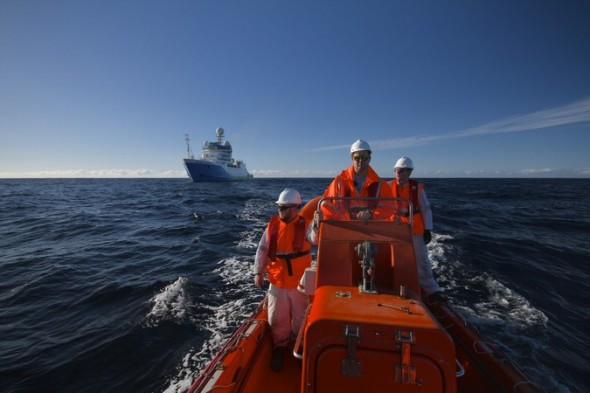 RV Investigator geoscience trial voyage May 2015 (image MNF) 041 LR